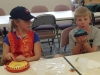 Lilli & Oren, Happy Camp 3-22-18 2