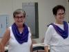 2018 S&T shawl, Jeanne Boyd & Judy Raczak