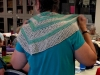 Shirley B, shawl